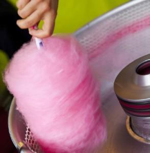 suikerspin maken