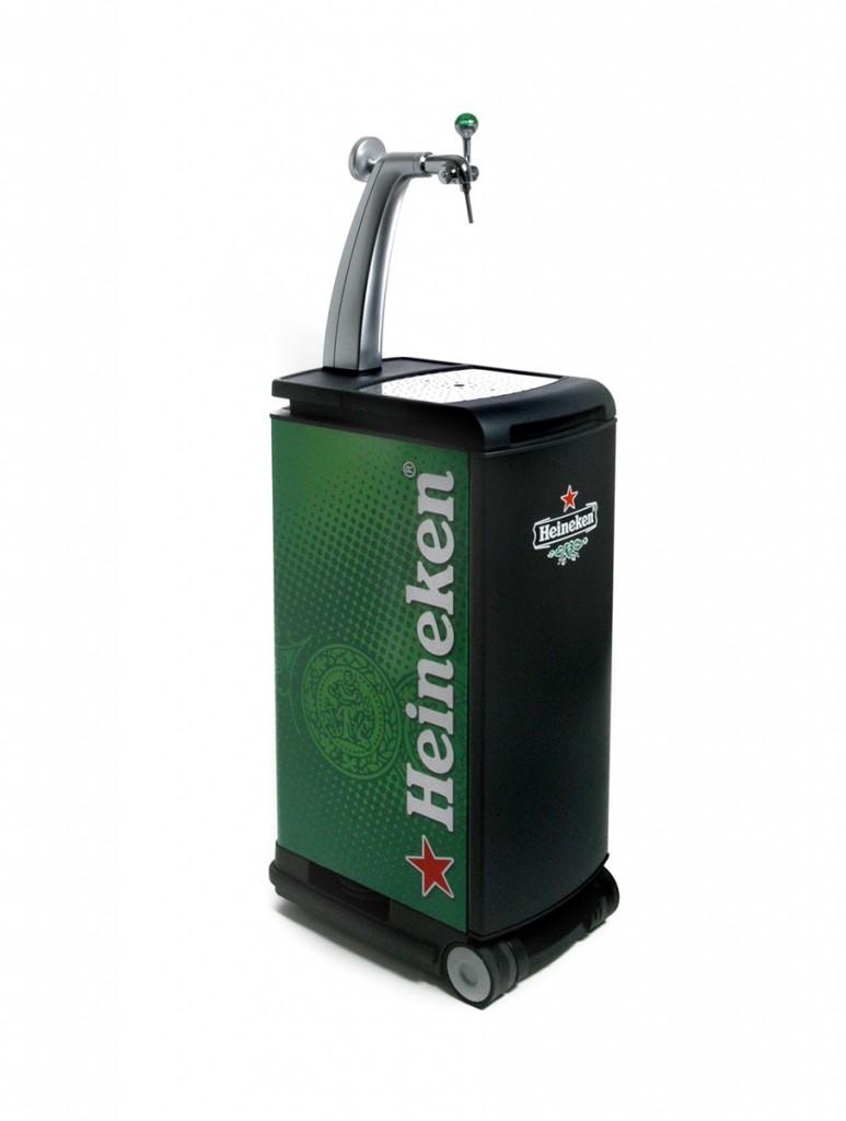 Heineken tap huren xtreme draught alphen aan den Rijn