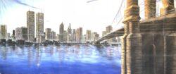 Decorddoek Amerika USA New York Type 2 huren - Alphen aan den Rijn