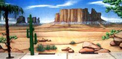 Decordoek Woestijn huren Alphen aan den Rijn